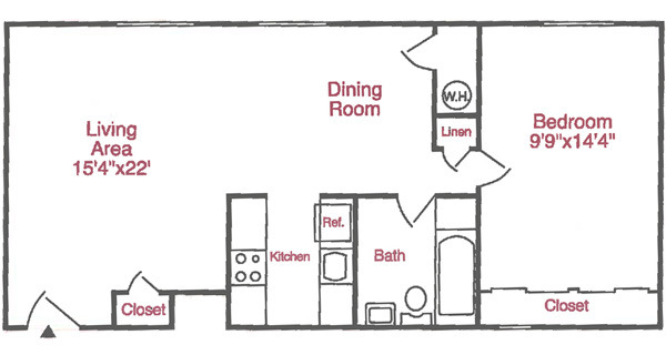 The Discovery floor plan